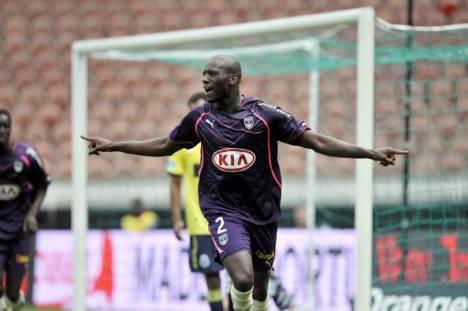 Il Bordeaux sospende due calciatori