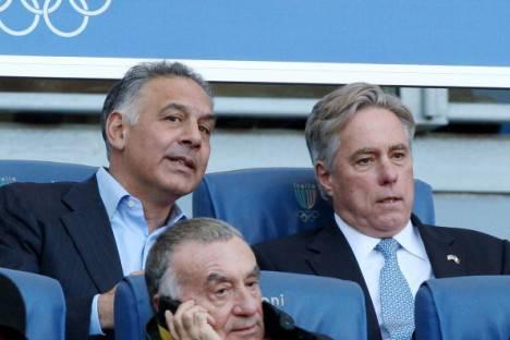 5c42e10390 Roma. Unicredit cede a Pallotta altre azioni. Spuntano i fratelli Bazhayev?