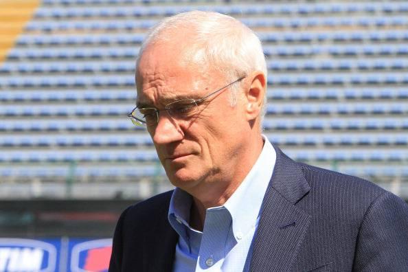 Antonio Percassi presidente dell'Atalanta parla dei progetti futuri
