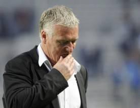 Marseille's french  head coach Didier De