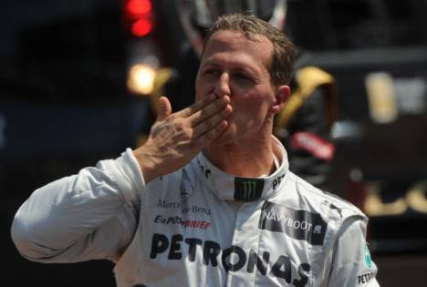 Le cure di Schumacher costano