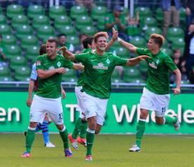 Werder Bremen v Aston Villa FC - pre-season Friendly Match