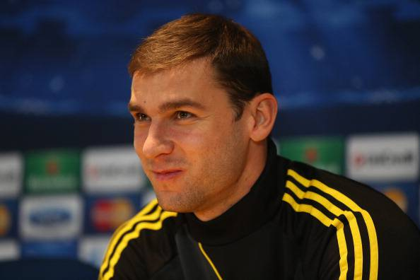 Branislav Ivanovic, difensore del Chelsea