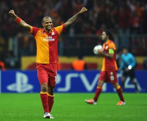 """Inter. Dalla Turchia, Felipe Melo: """"Voglio i nerazzurri"""""""