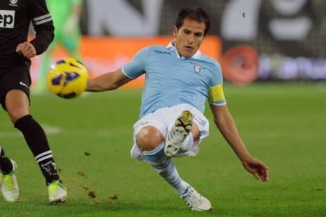 Cristian Ledesma ex capitano della Lazio e ex Boca Juniors