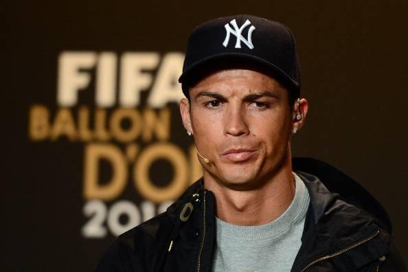 Cristiano Ronaldo secondo al Pallone d'Oro