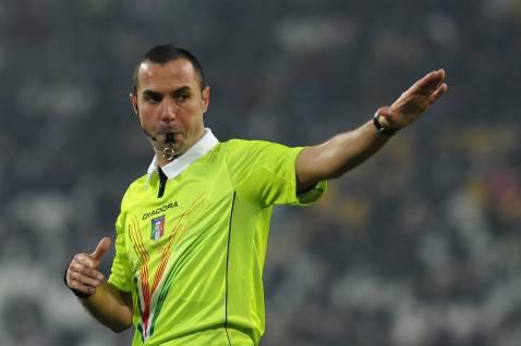 Guida arbitra Lazio-Juventus