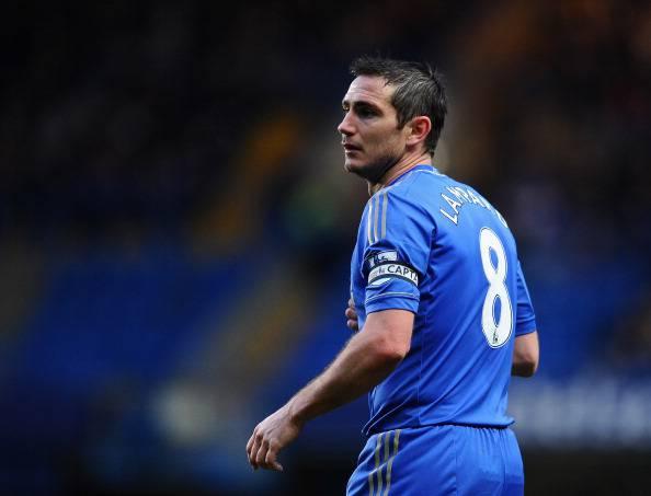 Lampard junior ha vinto la Champions nel 2012
