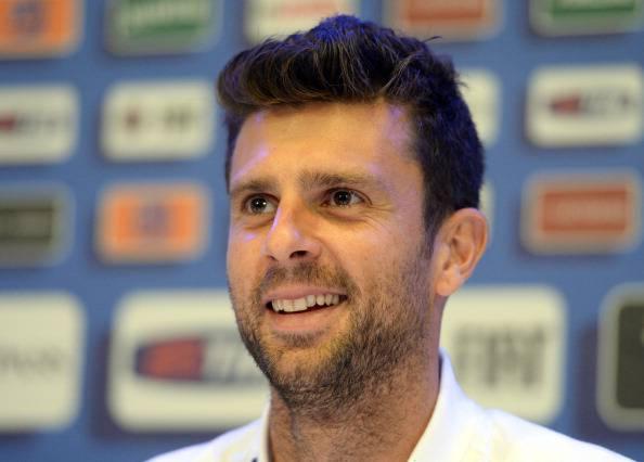 Thiago Motta, centrocampista dell'Italia e del PSG