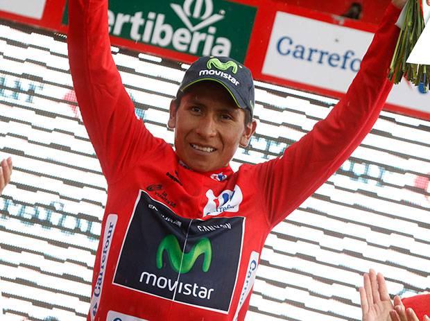 Ciclismo. Alla Vuelta ci sarà anche Nairo Quintana