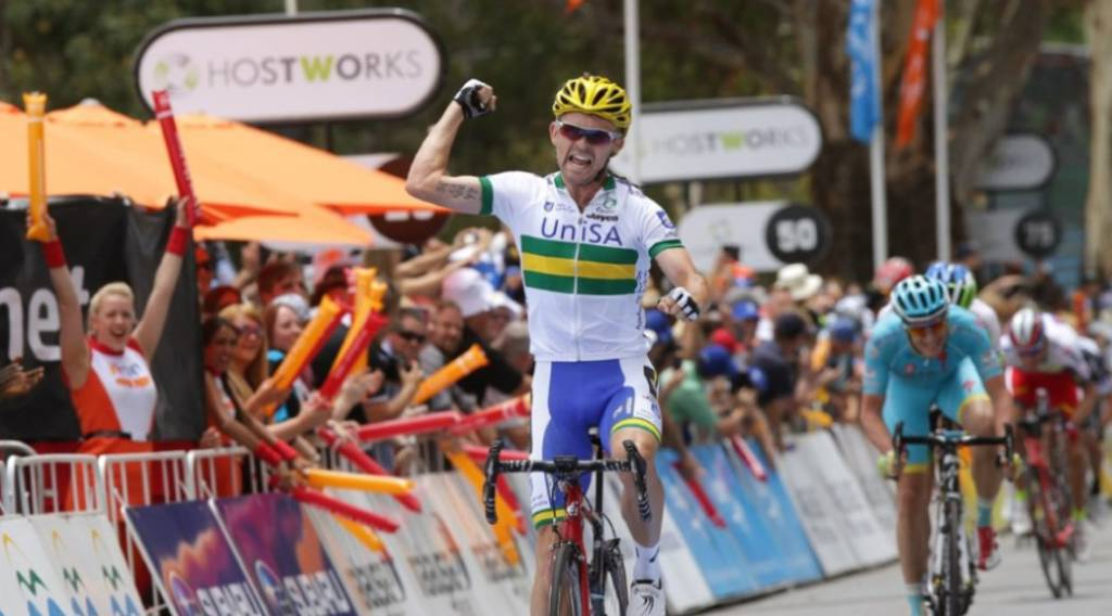 Santos Tour Down Under 2015, a Bobridge la prima tappa