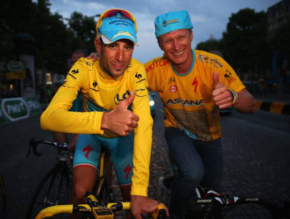 Caso Astana. Vinokourov fa un passo indietro?