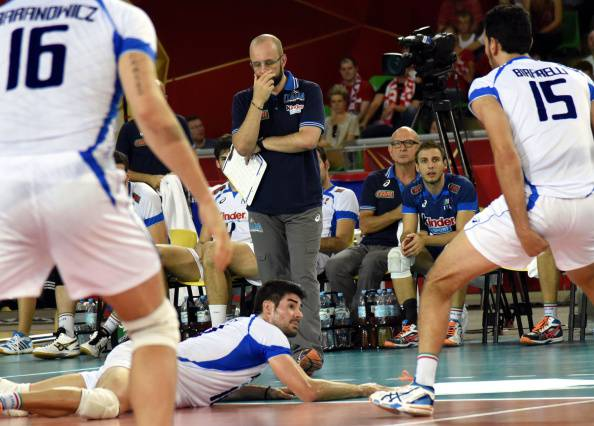 Pallavolo. I convocati di Berruto per la World League 2015 e per gli European Games