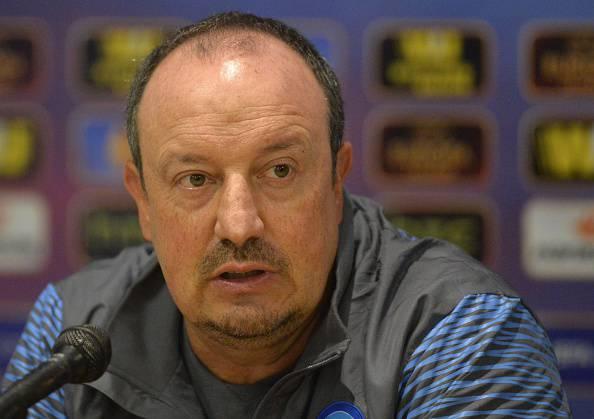 """Napoli. Benitez rivendica: """"Siamo ancora in corsa su 3 fronti"""""""