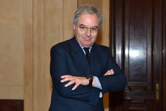 Maurizio Beretta, presidente della Lega calcio