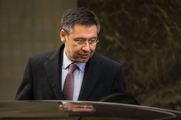 Bartomeu presidente del Barcellona