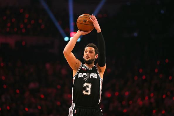 Belinelli Spurs