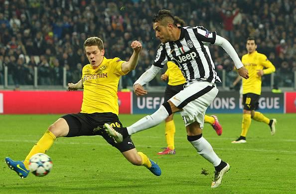Champions League. Borussia Dortmund – Juventus: le formazioni ufficiali
