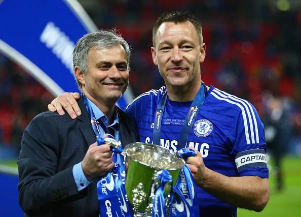 """Chelsea. Capitan Terry rinnova fino a Giugno 2016. Mourinho: """"Contratto meritato"""""""