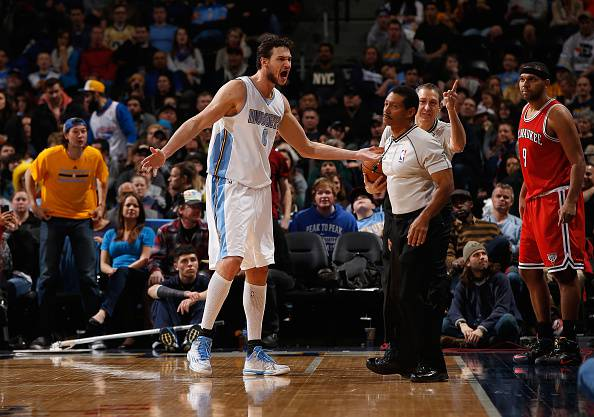 Basket. Nba; Gallinari trascinatore e Denver batte Minnesota