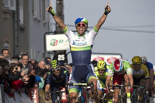 Giro di Svizzera 2015. 4^ tappa: Matthews anticipa Sagan
