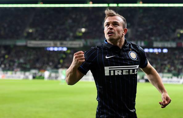 """Inter. Shaqiri: """"Futuro? Per ora sono qui a Milano"""""""
