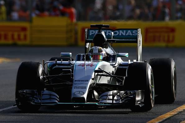 Formula 1. GP Australia, dominio Mercedes. Vettel chiude al terzo posto