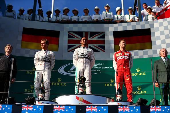 Formula 1. GP Australia, la fotogallery della corsa