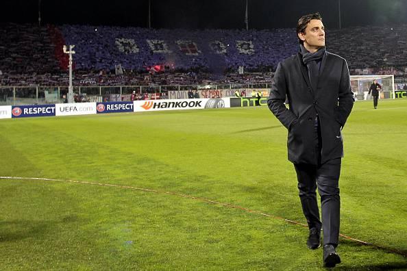 """Roma – Fiorentina. Montella: """"Siamo contenti di giocare queste partite"""""""