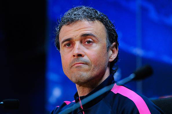 """Barcellona – Manchester City. Luis Enrique: """"Non dobbiamo pensare di essere già qualificati"""""""