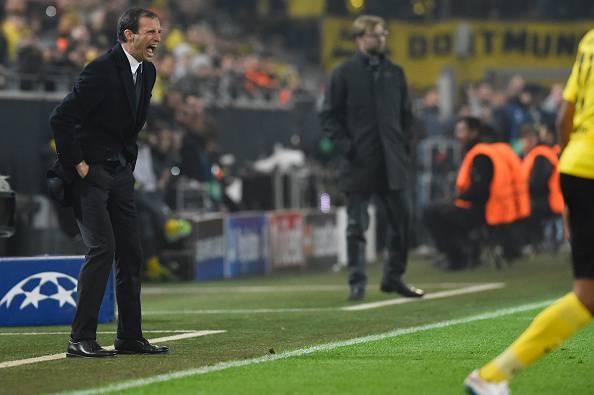 "Juventus. Allegri su Twitter: ""La nostra EuroJuve torna deve stare"""