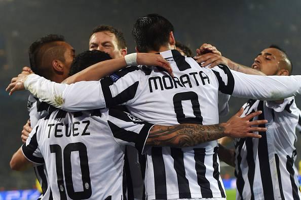 Serie A. Marchisio e Morata stendono l'Inter