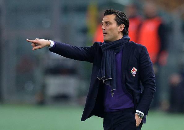 La presentazione ufficiale di Vincenzo Montella alla Fiorentina