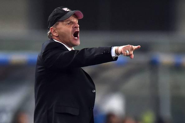 Beppe Iachini, ex tecnico del Palermo