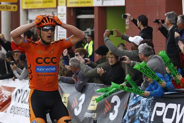 Volta a Catalunya 2015. 1^ tappa: Paterski sorprende tutti e conquista la prima maglia di leader (FOTOGALLERY)