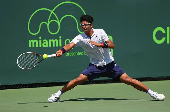 Hyeon Chung (getty images)