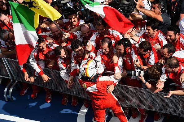 Scomesse. Formula 1, scende la quota di Vettel come vincitore del Mondiale