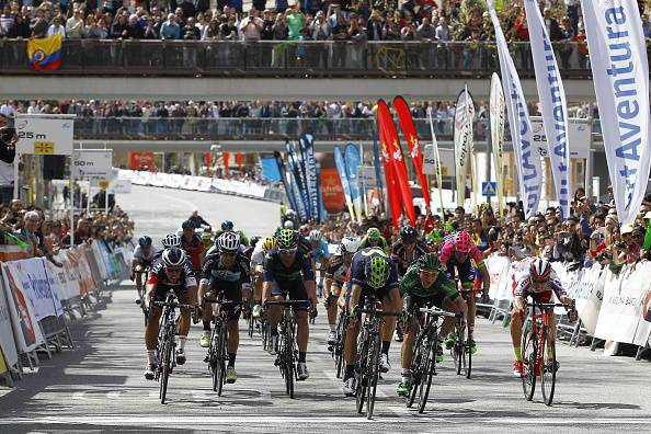 Volta a Catalunya 2015. 7^ tappa: Valverde fa il tris, Porte si aggiudica la classifica generale
