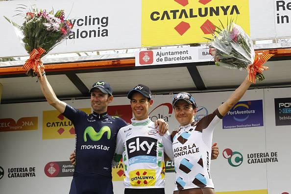 Volta a Catalunya 2015. Porte piazza il bis, bene Pozzovivo