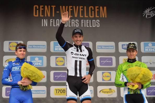 Ciclismo. Dopo l'E3 Harelbeke, domani ancora Belgio con la Gent – Wevelgem
