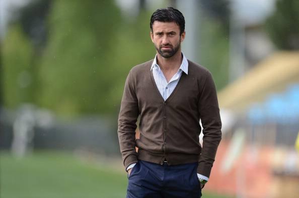 Christian Panucci, allenatore del Livorno Serie B