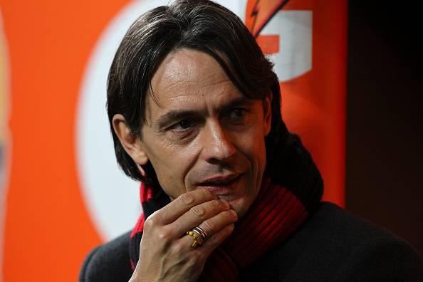 Filippo Inzaghi allenatore del Bologna