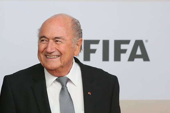Joseph Blatter, ex presidente della FIFA