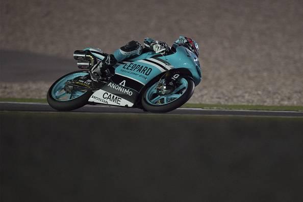 Moto 3. GP Austin, Kent firma la pole position