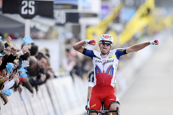 Classifica Uci World Tour, rimonta Kristoff. Sagan sempre al comando