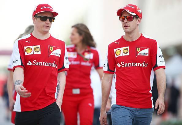 """Formula 1. Gp Bahrain, Vettel: """"Sono fiducioso per domani nonostante abbiamo da migliorare"""". Raikkonen non soddisfatto"""