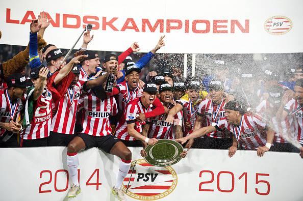 Eredivisie. PSV Eindhoven campione d'Olanda dopo 7 anni