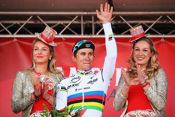Ciclismo. Amstel Gold Race 2015, il trionfo di Michal Kwiatkowski (FOTOGALLERY)