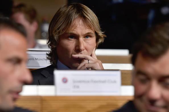 Pavel Nedved vicepresidente della Juventus