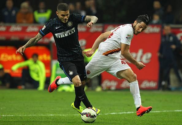 Serie A. Inter – Roma 2-1, Hernanes ed Icardi mettono al tappeto i giallorossi (FOTOGALLERY)